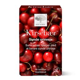 New Nordic Kirsebær™ 30 tabl.