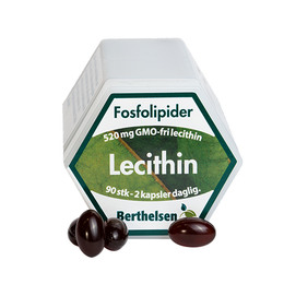 Berthelsen Lecithin 90 kaps.