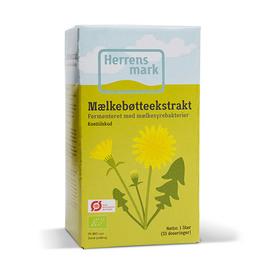 Herrens Mark Mælkebøtteekstrakt Øko bag-in-box 1 l