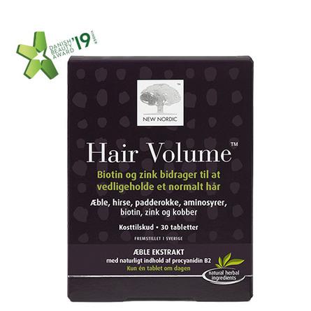 New Nordic Hair Volume 30 tabl.