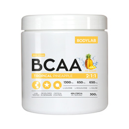 BodyLab BCAA Tropical Pineapple 300 g