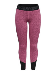 Only Play JACEY Trænings tights Pink str.  M