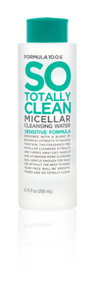 Formula 10.0.6 So Totally Clean Micellar Cleansing Water 200 ml
