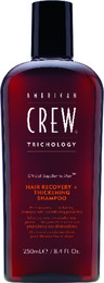 American Crew Crew Hair Recovery + Thickening Shampoo 250 ml