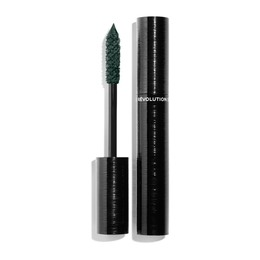 CHANEL EXTREME VOLUME MASCARA. 3D-PRINTED BRUSH. JUNGLE GREEN 17