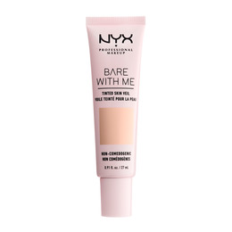 NYX PROFESSIONAL MAKEUP Bare With Me Tinted Skin Veil Pale Light