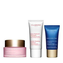 Clarins Multi-Active value pack 50 ml 30 ml 15 ml