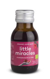 Little Miracles Chili & Pomegranate juiceshot 60 ml