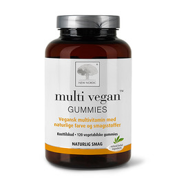 New Nordic Multi Vegan™ gummies 120 gummies