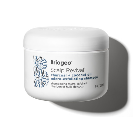 BRIOGEO Scalp Revival Oil Micro-exfoliating Shampoo 236 ml