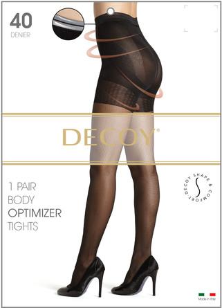 Decoy Shape & Comfort Body optimizer Sort 40 Den. M/L