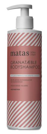 Matas Striber Granatæble Bodyshampoo 1000 ml