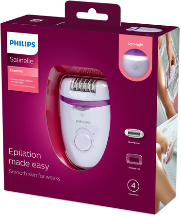 Philips Satinelle Epilator BRE275/00