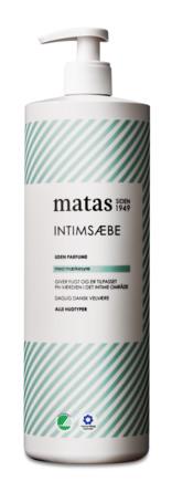 Matas Striber Intimsæbe Uden Parfume 1000 ml