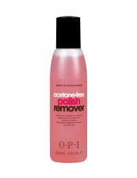 OPI Acetone free polish remover 120 ml