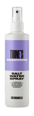 Trine's Wardrobe Salt Water Spray - Vegan 250 ml