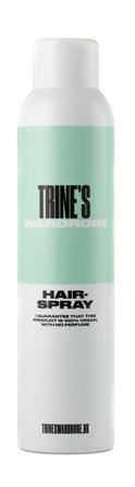 Trine's Wardrobe Hair Spray - Vegan 250 ml