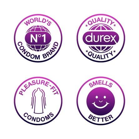 Durex Intense kondom 18 stk