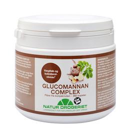 Natur Drogeriet Glucomannan Complex 360 kaps.