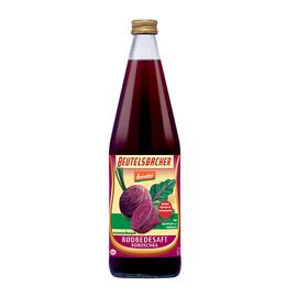 Rødbedesaft mælkesyregæret Ø Demeter Beut 750 ml