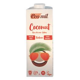 Kokos mælk u. sukker Ø Ecomil 1 liter
