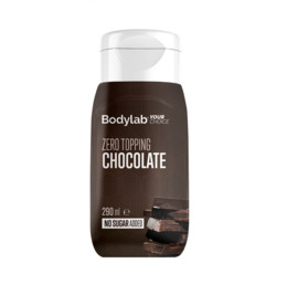 BodyLab Zero Topping Chocolate 290 ml