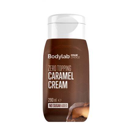 BodyLab Topping Caramel Cream 290 ml