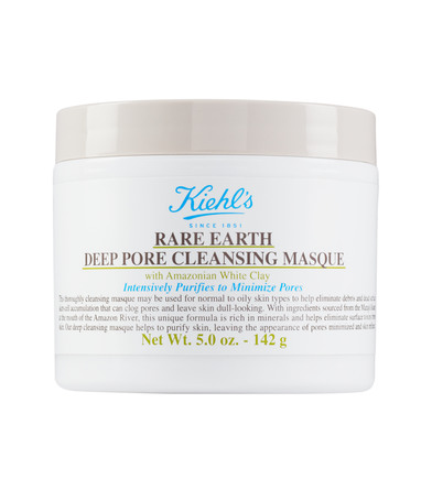 Kiehl's Rare Earth Deep Pore Cleansing Mask 142 g