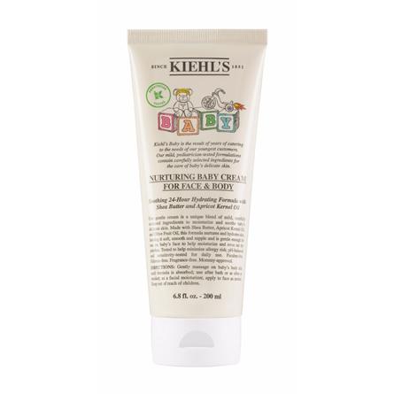 Kiehl's Nurturing Baby Cream for Face & Body 200 ml