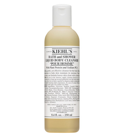 Kiehl's Liquid Body Cleanser Pour Homme 250 ml