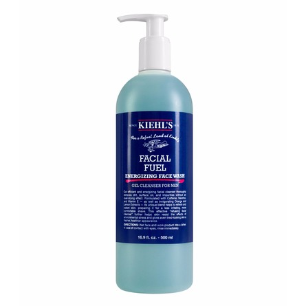 Kiehl's Facial Fuel Energizing Face Wash For Men 500 ml