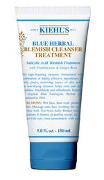 Kiehl's Blue Herbal Blemish Cleanser Treatment 150 ml