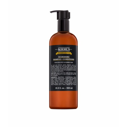 Kiehl's Grooming Solutions Nourishing Shampoo & Conditioner 500 ml