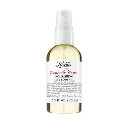 Kiehl's Creme de Corps Nourishing Dry Body Oil 75 ml
