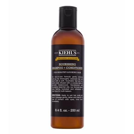 Kiehl's Grooming Solutions Nourishing Shampoo & Conditioner 250 ml