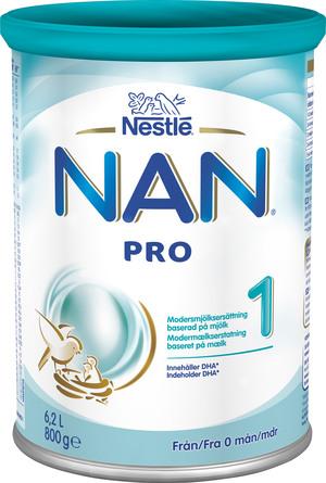 Nestlé NAN Pro 1 HM-O 800 g