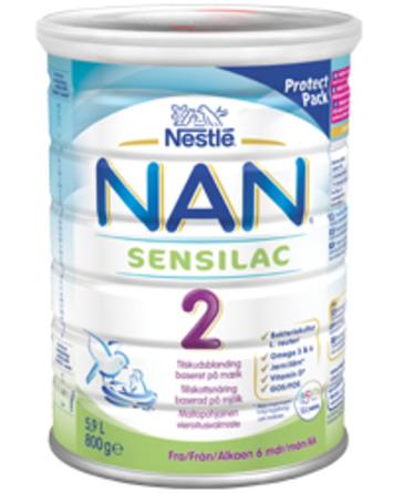 Nestlé NAN Sensilac 2 800 g