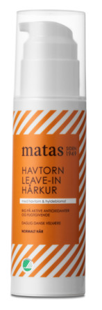 Matas Striber Havtorn Leave-in Hårkur til Normalt Hår 150 ml