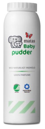 Matas Striber Baby Pudder 100 g