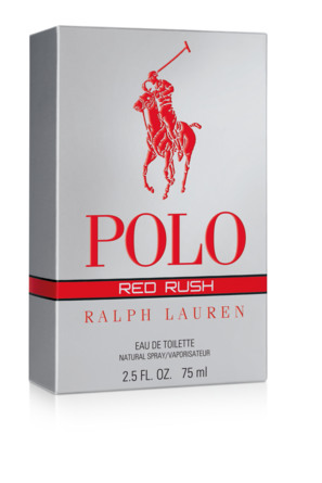 Ralph Lauren Polo Red Rush Eau de Toilette 75 ml