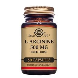 Solgar L-Arginin 500mg