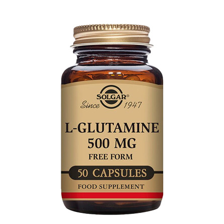 Solgar L-Glutamin 500mg vegicaps