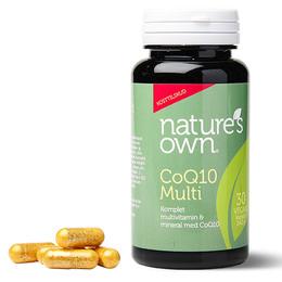 CoQ10 Multi Whole Food 30 kap