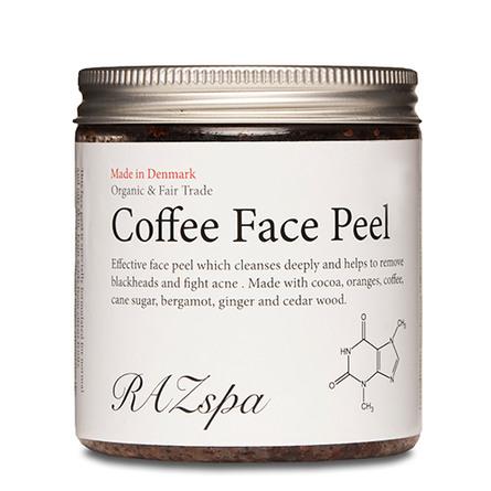 RAZspa Coffee Face Peel 200 g