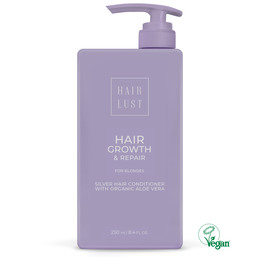HairLust Hair Growth & Repair Conditioner Blondes 250 ml