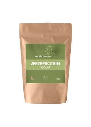 LinusPro Nutrition Ærteproteinpulver 500 g