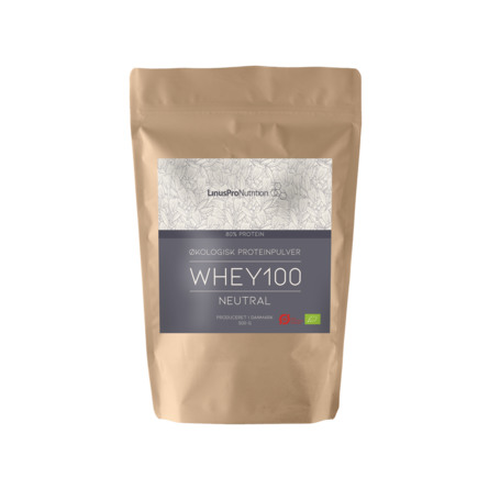 LinusPro Nutrition Proteinpulver 40+ Neutral 500 g
