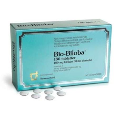 Pharma Nord Bio-Biloba 180 tabl