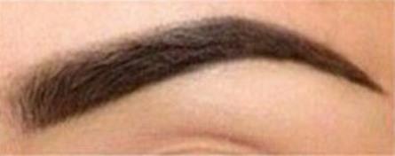 IQ+Brow Øjenbrynsfarve Dark Brown