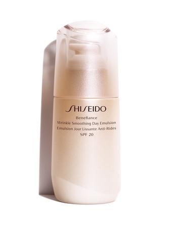 Shiseido Benefiance Neura Wrinkle Smoothing Day Emul SPF 20 75 ml